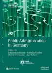 Public Administration in Germany Cover